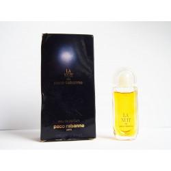 Miniature de parfum La Nuit de Paco Rabanne