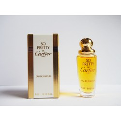Miniature de parfum So Pretty de Cartier