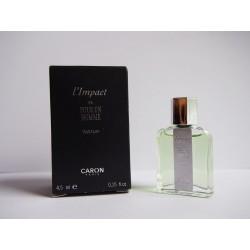 Miniature de parfum L'Impact de Pour un Homme de Caron