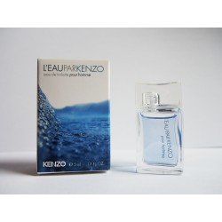 Miniature de parfum L'Eau par Kenzo pour Homme