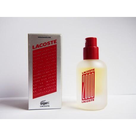 Miniature de parfum 2000 de Lacoste