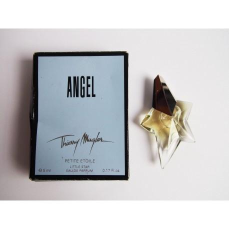 Miniature de parfum Little Star Angel de Thierry Mugler