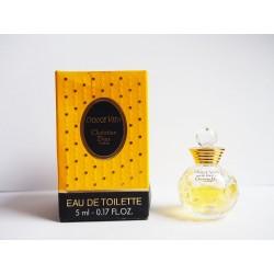 Miniature de parfum Dolce Vita de Christian Dior