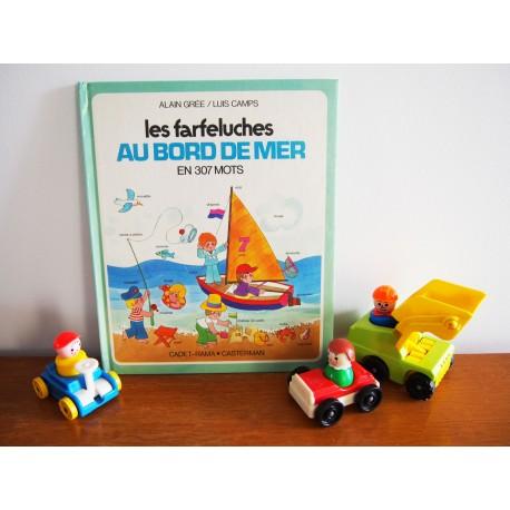 Livre vintage Les Farfeluches d'Alain Grée