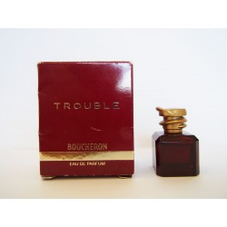 Miniature de parfum Trouble de Boucheron