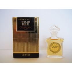 Miniature de parfum L'Heure Bleue de Guerlain