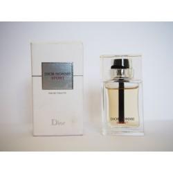 Miniature de parfum Dior Homme Sport de Christian Dior