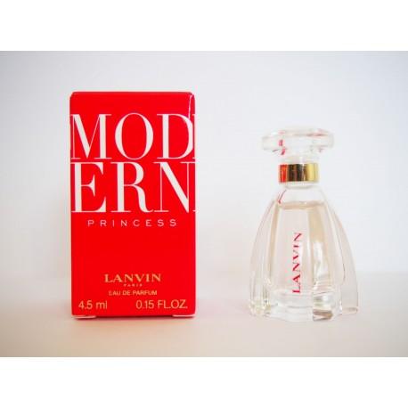 Miniature de parfum Modern Princess de Lanvin