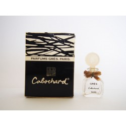 Miniature de parfum Cabochard de Grès