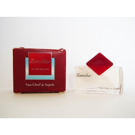 Miniature de parfum Zanzibar de Van Cleef & Arpels