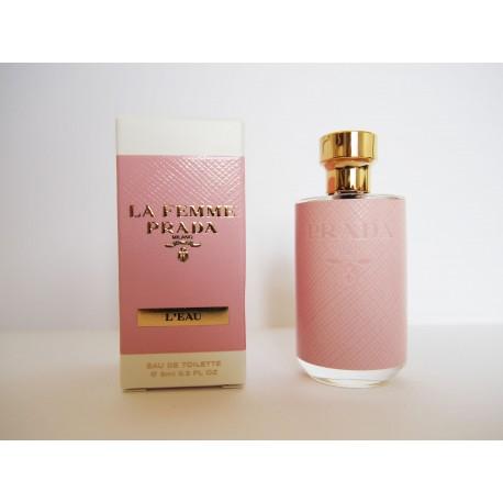 Miniature parfum La Femme Prada