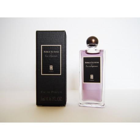 Miniature de parfum La Religieuse de Serge Lutens