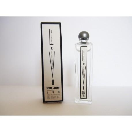 Miniature de parfum Laine de Verre de Serge Lutens