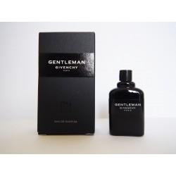 Miniature de parfum Gentleman de Givenchy