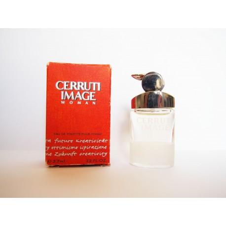 Miniature de parfum Cerruti Image Woman