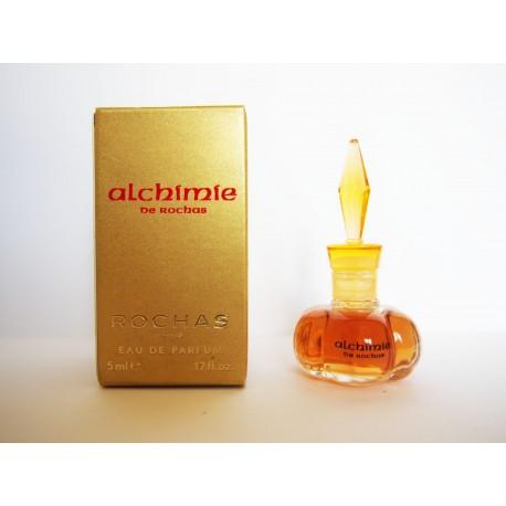 Miniature de parfum Alchimie de Rochas