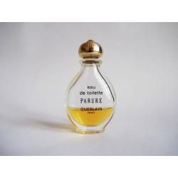 Miniature de parfum Parure de Guerlain