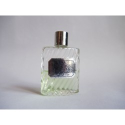 Miniature de parfum Eau Sauvage de Christian Dior
