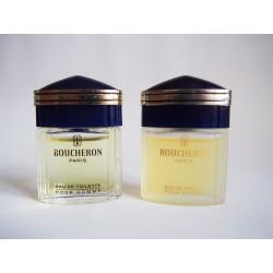 Lot de 2 miniatures de parfum pour Homme