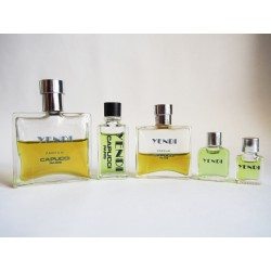 Lot de 5 miniatures de parfum Yendi de Capucci