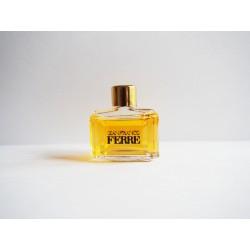 Miniature de parfum Gianfranco Ferre
