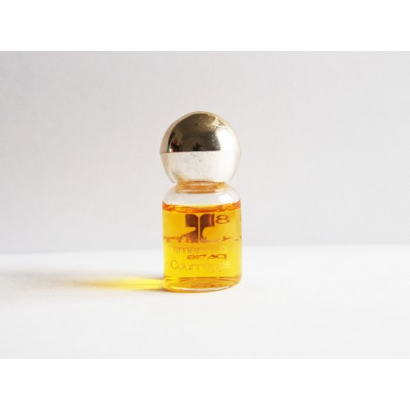 Miniature de parfum Amérique de Courrèges