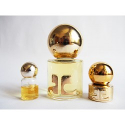 Lot de 3 parfums Empreinte de Courrèges