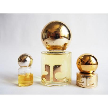 Lot de 3 parfums Empreinte de Courrèges