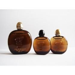 Lot de 3 miniatures de parfum Léonard pour homme