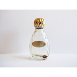 Ancienne miniature de parfum Youth Dew de Estée Lauder