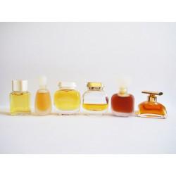 Lot de 6 miniatures de parfum Estée Lauder