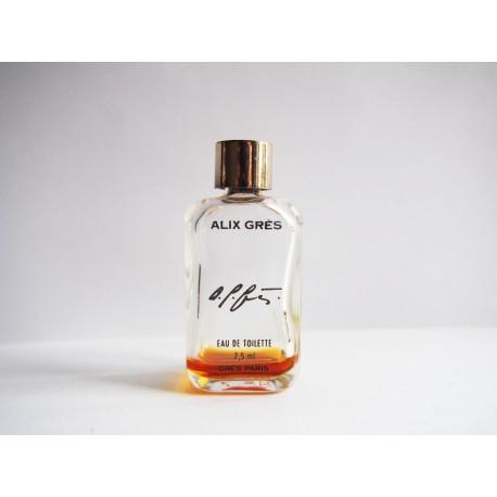 Miniature de parfum Alix Grès