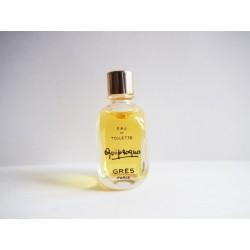Miniature de parfum Quiproquo de Grès