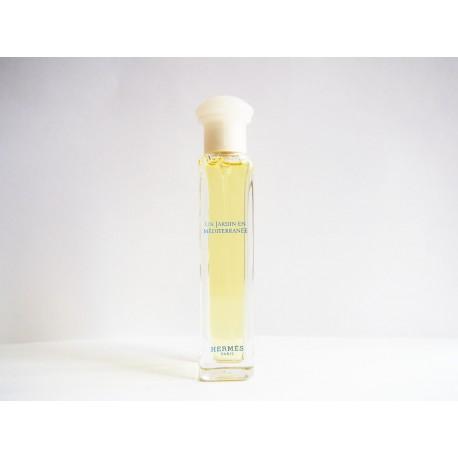 Miniature de parfum Un jardin en Méditerranée de Hermès
