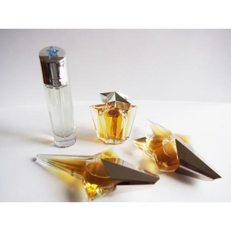 Lot de 4 miniatures de parfum Angel de Thierry Mugler