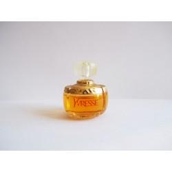 Miniature de parfum Yvresse de Yves Saint Laurent
