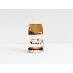 Ancienne miniature de parfum Revillon 4