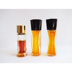 Lot de 3 miniatures de parfum Max Factor