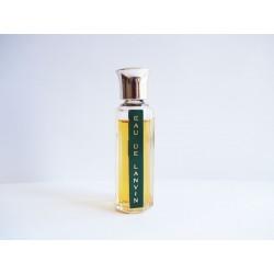 Ancienne miniature de parfum Eau de Lanvin