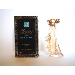 Miniature de parfum Organza Indécence de Givenchy