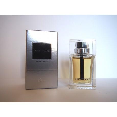 Miniature de parfum Dior Homme de Christian Dior