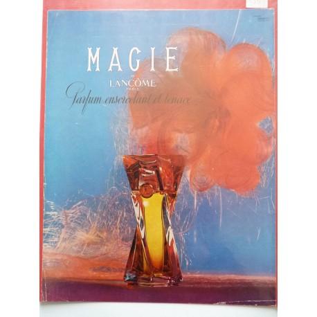 Ancienne publicité originale couleur Magie de Lancôme 1951